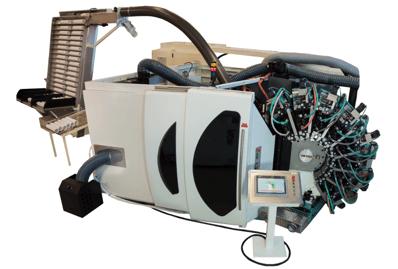 Van Dam Conical Cup Printing Machine